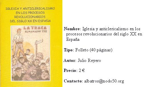 Iglesia y anticlericalismo en ls procesos revolucionarios del siglo XX en España.JPG