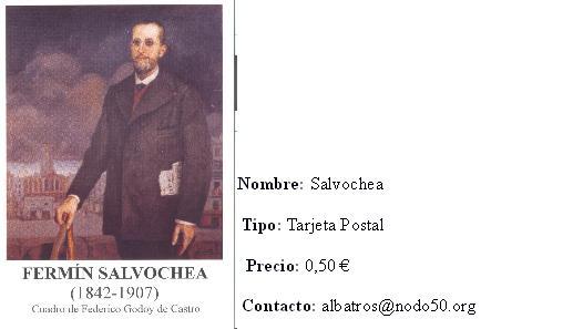 Postal Salvochea